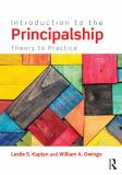 Introduction to the Principalship 1st Edition