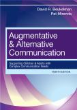 Augmentative and Alternative Communication 4th Edition