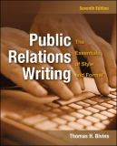 Public Relations Writing 7th Edition