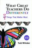 What Great Teachers Do Differently 2nd Edition