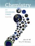 Chemistry for Changing Times 14th Edition