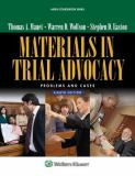 Materials in Trial Advocacy 8th Edition
