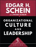 Organization Culture and Leadership 5th Edition