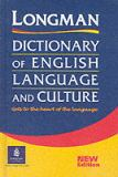 Longman Dictionary of English Langauge and Culture 9780582302044