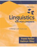 Linguistics for Non-Linguists 5th Edition