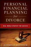 Personal Financial Planning for Divorce 9780470482049