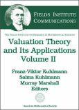Valuation Theory and Its Applications 9780821832066