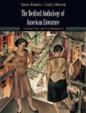 The Bedford Anthology of American Literature 9780312412081
