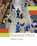 Business Ethics 9781305582088