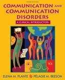 Communication and Communication Disorders 9780205532094