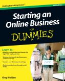 Starting an Online Business for Dummies 6th Edition