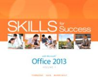 Skills for Success with Office 2013 9780133512113