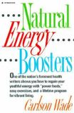 Natural Energy Boosters 9780130252159