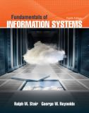 Fundamentals of Information Systems 8th Edition