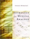 Anthology for Musical Analysis 9780155062184