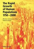 The Rapid Growth of Human Populations 1750-2000 9780906522219