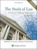 The Study of Law 4th Edition