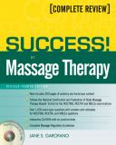 Success! in Massage Therapy 9780135072226