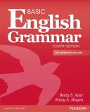 Basic English Grammar with Audio CD, with Answer Key 4th Edition