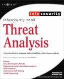 InfoSecurity 2008 Threat Analysis 9781597492249