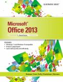 Microsoft® Office 2013, Second Course 9781285082257
