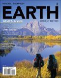EARTH (with CourseMate Printed Access Card) 2nd Edition