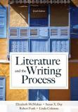 Literature and the Writing Process 9780205902279
