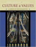A Survey of the Humanities 9780534582296