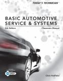 Basic Automotive Service and Systems 5th Edition