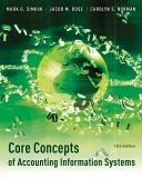 Core Concepts of Accounting Information Systems 9781118022306