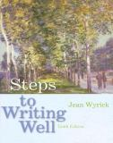 Steps to Writing Well 10th Edition