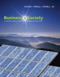 Business and Society 9781439042311