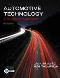 Automotive Technology 6th Edition