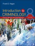 Introduction to Criminology 8th Edition