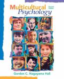 Multicultural Psychology 2nd Edition