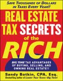 Real Estate Tax Secrets of the Rich 9780071472357