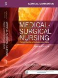 Clinical Companion for Medical-Surgical Nursing 8th Edition