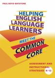 Helping English Language Learners Meet the Common Core