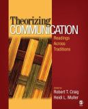 Theorizing Communication 9781412952378