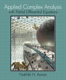 Applied Complex Analysis with Partial Differential Equations 9780130892393