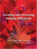 Locating and Correcting Reading Difficulties 9th Edition