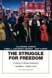 The Struggle for Freedom 9780205832415