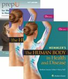 Cohen, Memmler's the Human Body in Health and Disease 13e Text, Study Guide and 12 Month PrepU Access Package