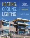 Heating, Cooling, Lighting 4th Edition