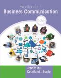 Excellence in Business Communication Plus MyBCommLab with Pearson EText -- Access Card Package 9780134472430