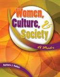 Women, Culture, and Society 5th Edition