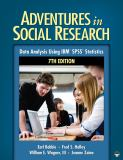 Adventures in Social Research 9781412982443
