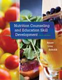 Nutrition Counseling and Education Skill Development 9781305252486
