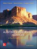 Auditing and Assurance Services 10th Edition