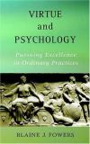 Virtue and Psychology